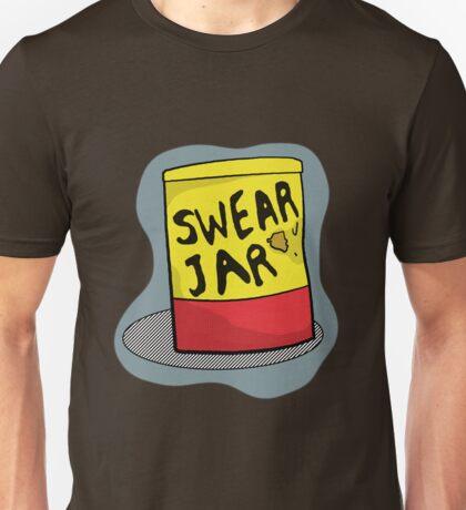 Luke Cage Swear Jar Unisex T-Shirt