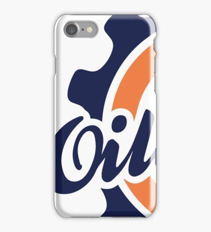 Oilerland Logo  iPhone Case/Skin