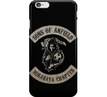 Sons of Anfield - Surabaya Chapter iPhone Case/Skin