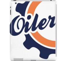 Oilerland Logo  iPad Case/Skin