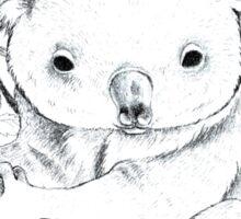 Koala! Sticker