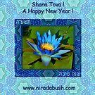 SHANA TOVA !! A happy New Year !! by Nira Dabush