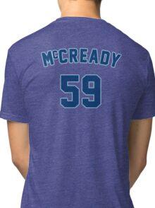 Mike McCready Tri-blend T-Shirt