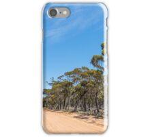Australia Bush Road iPhone Case/Skin