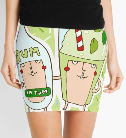 You're the rum to my mojito Mini Skirt
