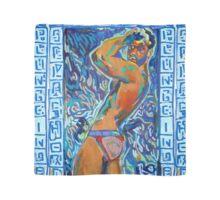 Naughty Boy - Splash Down by RD Riccoboni Scarf