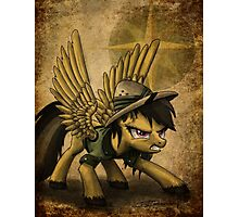 Daring Do Photographic Print
