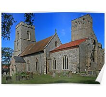All Saints, Weybourne Poster