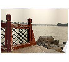 Kunming Lake, Beijing Poster