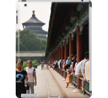 Temple of Heaven, Beijing iPad Case/Skin