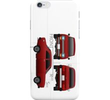 Classic Ford Escort Mk1 Gift - IPhone / IPad Case (Light) iPhone Case/Skin