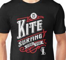 Kitesurfing Retro Unisex T-Shirt