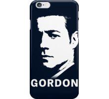 Inspired by Gotham - James Gordon Portrait iPhone Case/Skin