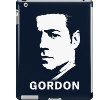Inspired by Gotham - James Gordon Portrait iPad Case/Skin