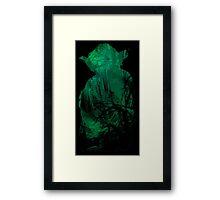 Force  & Wisdom Framed Print