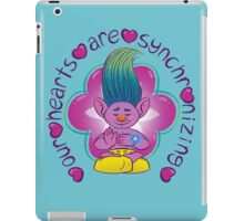 Synchronizing iPad Case/Skin