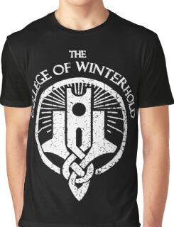 The College of Winterhold Graphic T-Shirt