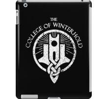 The College of Winterhold iPad Case/Skin