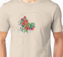 Flower Eyes Unisex T-Shirt