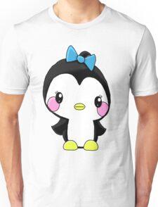 Girl Penguin Unisex T-Shirt