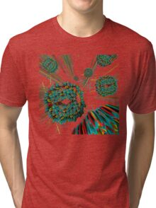 Coral Reef Tri-blend T-Shirt