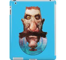 The Explorers League of The Exploring Ladies & Gentlemen Logo iPad Case/Skin