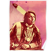 Chief Red Shirt (Oglala) Poster