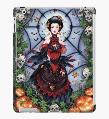 The Black Widow's Garden iPad Case/Skin