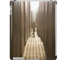 Holocaust Memorial iPad Case/Skin