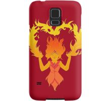 Set my heart aflame Samsung Galaxy Case/Skin