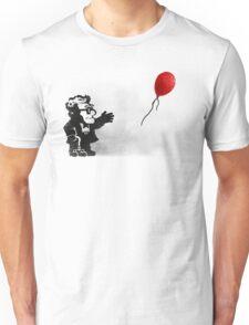 banksy UP Unisex T-Shirt