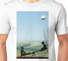 Childhood Dreams, The Seesaw Unisex T-Shirt