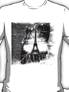 Vintage Paris Eiffel Tower #4 T-Shirt