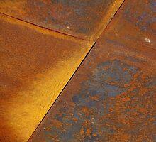 Rusty world. II by Bluesrose