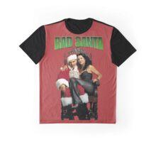 Badder Santa Graphic T-Shirt