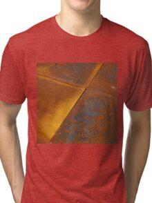 Rusty world. II Tri-blend T-Shirt
