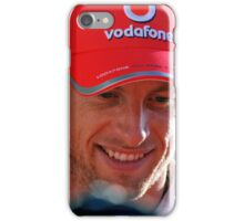 Jenson Button, World Champion iPhone Case/Skin