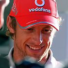 Jenson Button, World Champion by Rhiannon D'Averc