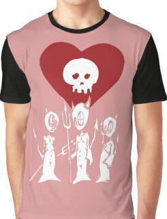 flat alkaline trio Graphic T-Shirt