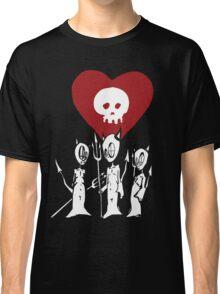 flat alkaline trio Classic T-Shirt