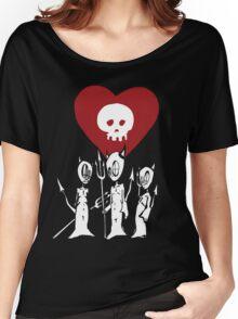 flat alkaline trio Women's Relaxed Fit T-Shirt