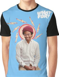 Toro Y Moi / What For Graphic T-Shirt