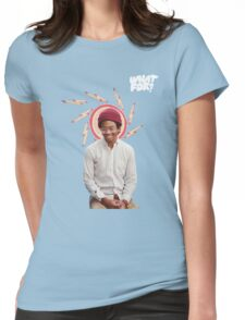 Toro Y Moi / What For Womens Fitted T-Shirt