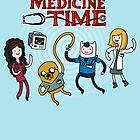 Medicine Time! by oliviero