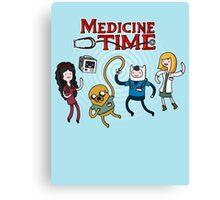 Medicine Time! Canvas Print