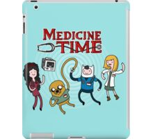 Medicine Time! iPad Case/Skin