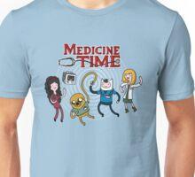 Medicine Time! Unisex T-Shirt