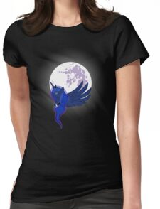Children of the Night Womens Fitted T-Shirt
