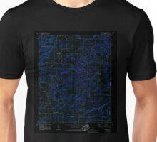 USGS TOPO Map Arkansas AR Morganton 259128 1989 24000 Inverted Unisex T-Shirt