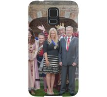 Sleeping Beauty cast with the Mayor and Deputy Mayor of Bromley Samsung Galaxy Case/Skin